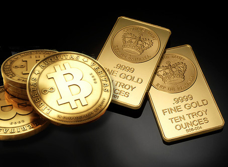 Gold and Bitcoin: A tale of two havens
