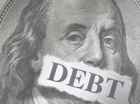 Debt at World War II Levels
