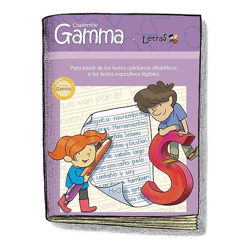 Gamma 5a. Ed. (Transición)