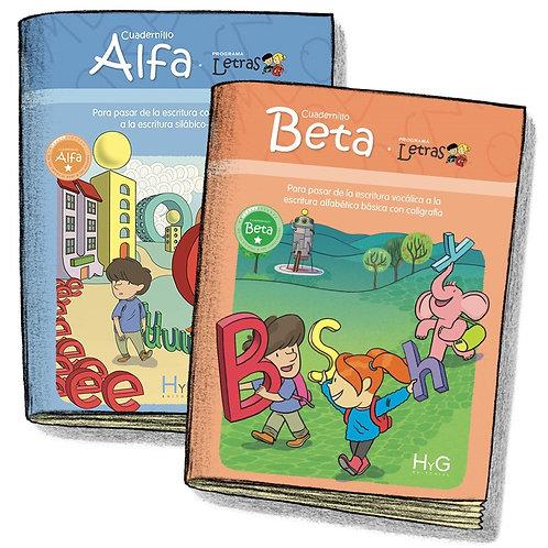 Alfa y Beta 4a. edición (Jardín)