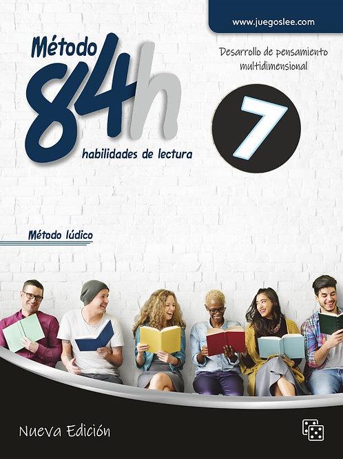 Método 84h Habilidades de lectura 7