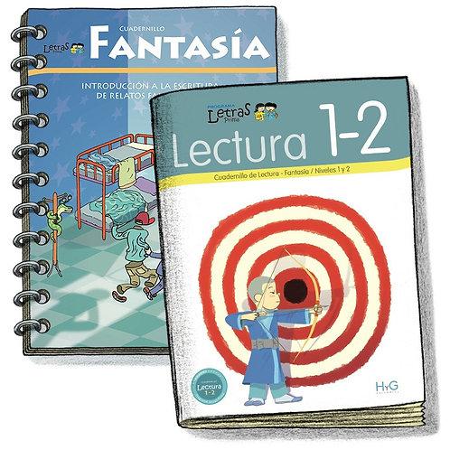 Fantasía. Escritura y lectura 1-2 (1er grado)