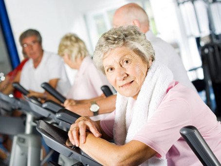 Physical exercise an anti aging solution