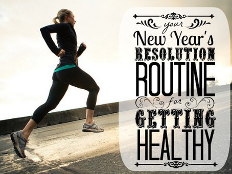 8 Tips to Nail Your New year's Health Resolution