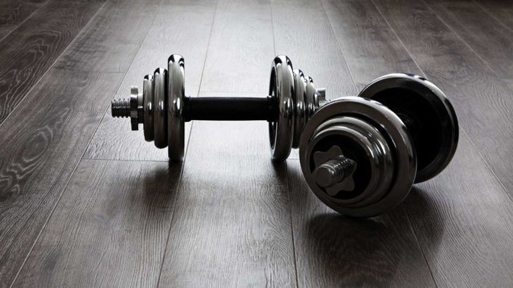 Dumbbell Training at Home