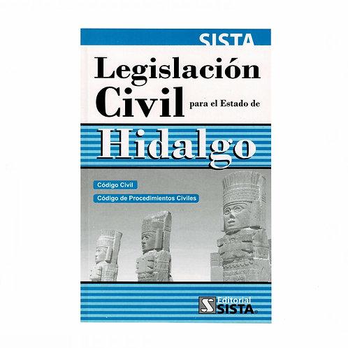 Legislación Civil para el Estado de Hidalgo 2021