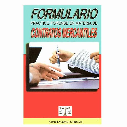 Formulario de Contratos Mercantiles 2021