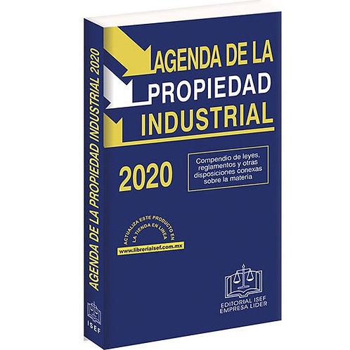 Agenda de la Propiedad Industrial 2020