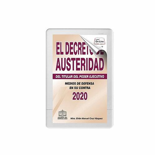 SWF El Decreto de Austeridad 2020 Medios de Defensa en su Contra