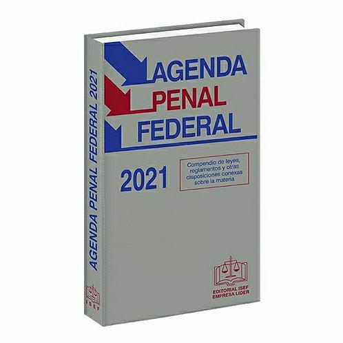 Agenda Penal Federal 2021