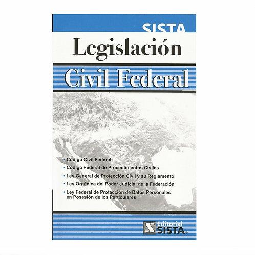 Legislación Civil Federal 2021