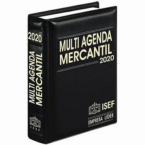 Multi Agenda Mercantil Ejecutiva 2020 Incluye Complemento