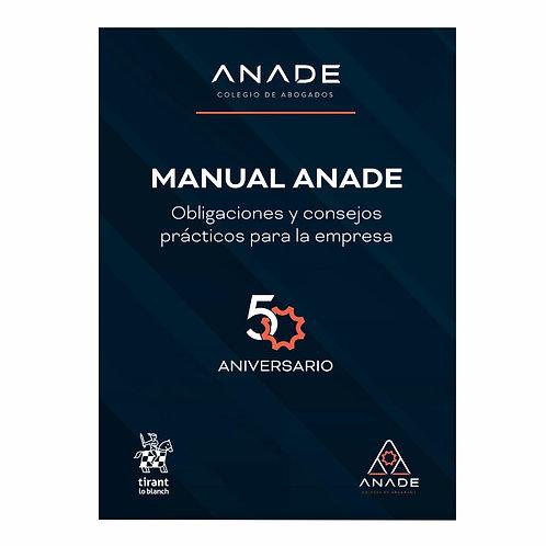 MANUAL ANADE Obligaciones y Consejos Prácticos para la Empresa
