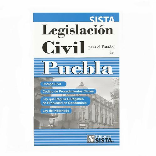 Legislación Civil para el Estado de Puebla 2020