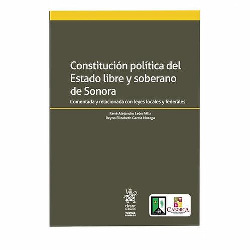 Constitución Política del Estado Libre y Soberano de Sonora Comentada