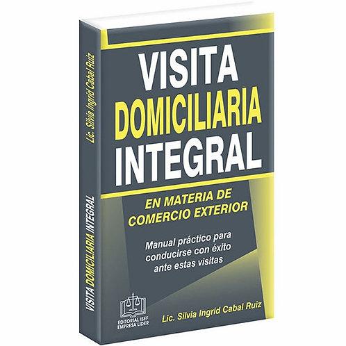 La Visita Domiciliara Integral