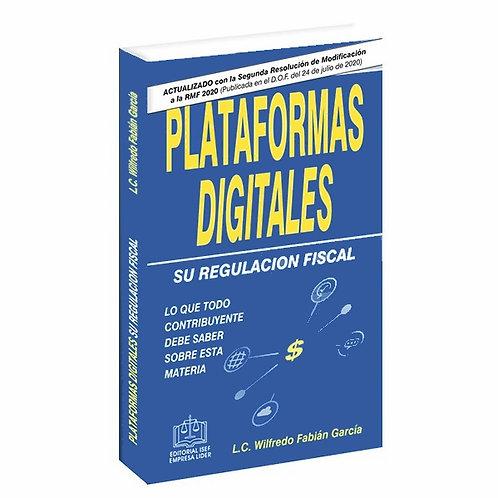 Plataformas Digitales su Regulación Fiscal