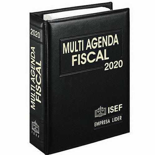 Multi Agenda Fiscal 2020 Incluye Complemento
