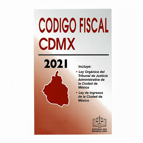 Código Fiscal de la Ciudad de México 2021