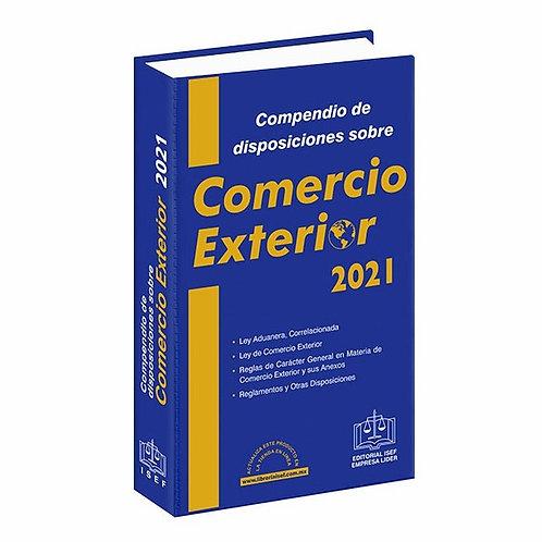 Compendio De Comercio Exterior 2021 Incluye Complemento