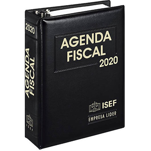 Agenda Fiscal Versión Ejecutiva 2020