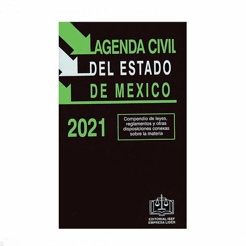 Agenda Civil del Estado de México 2021