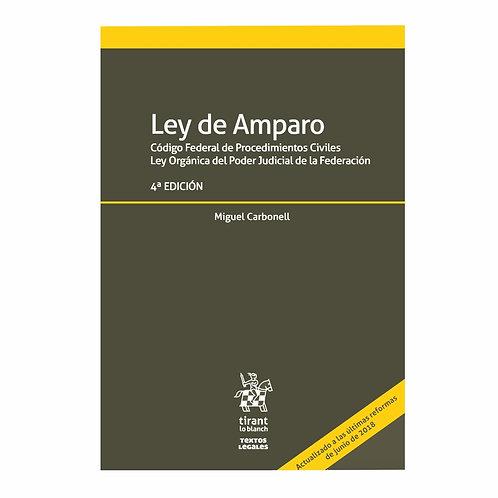Ley de Amparo 2019