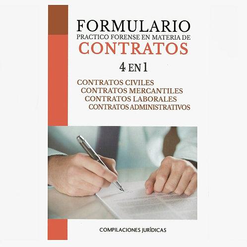 Formulario Contratos 4 en1 2021