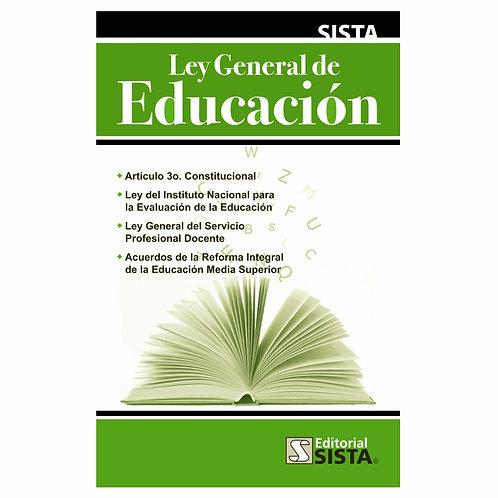 Ley General de Educación 2021
