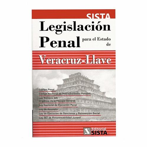 Legislación Penal para el Estado de Veracruz - Llave 2020