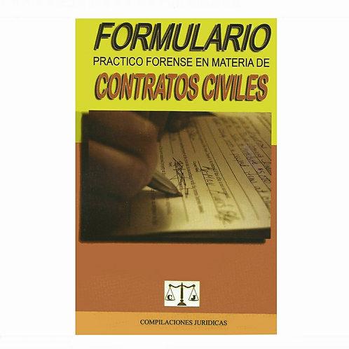 Formulario de Contratos Civiles 2021