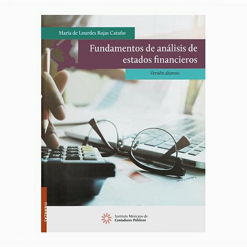 Fundamentos de Análisis de Estados Financieros. Versión Alumno