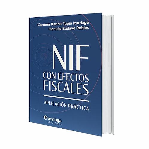Nif con Efectos Fiscales. Aplicación Práctica