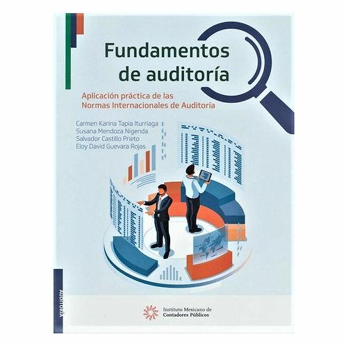Fundamentos De Auditoría. Aplicación Práctica De Las NIA 2020
