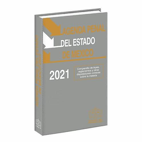 Agenda Penal del Estado de México 2021
