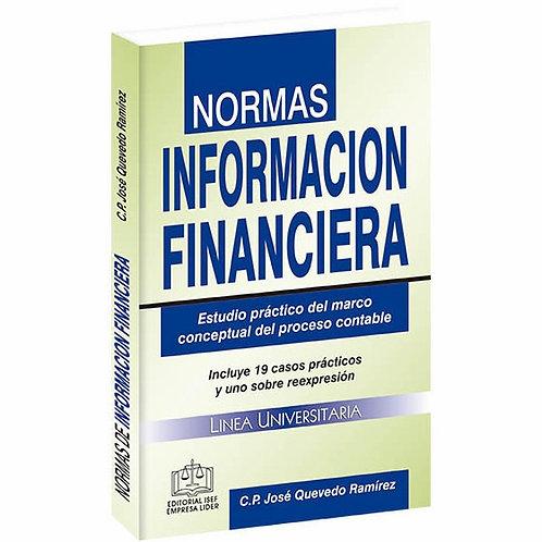 Normas de Información Financiera 2020. Estudio Práctico del Marco Conceptual