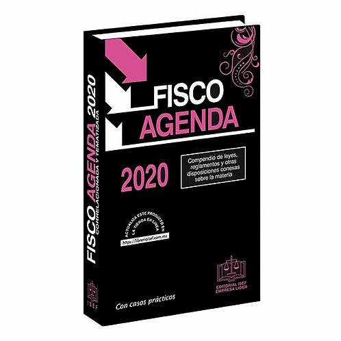 Fisco Agenda 2020 Edición Especial Rosa