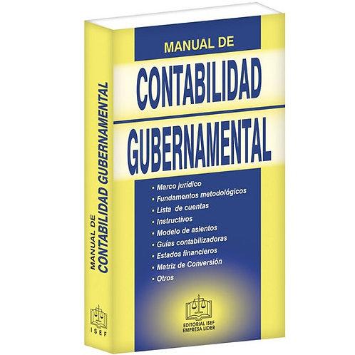 Manual de Contabilidad Gubernamental 2019