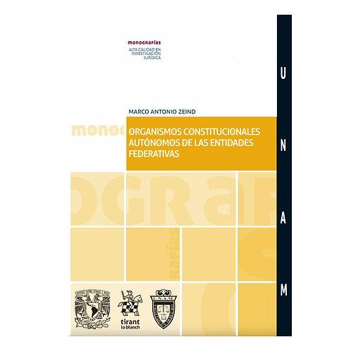 Organismos Constitucionales Autónomos de las Entidades Federativas
