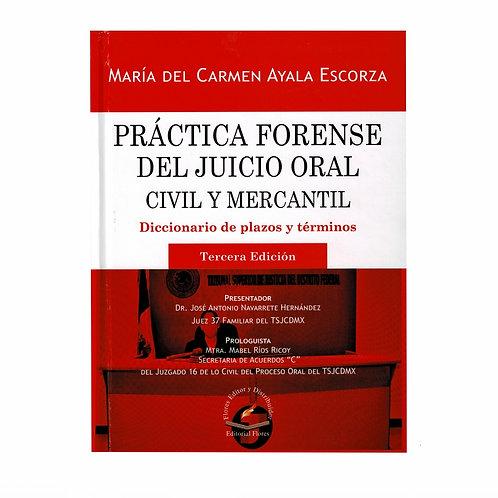 Práctica Forense del Juicio Oral Civil y Mercantil
