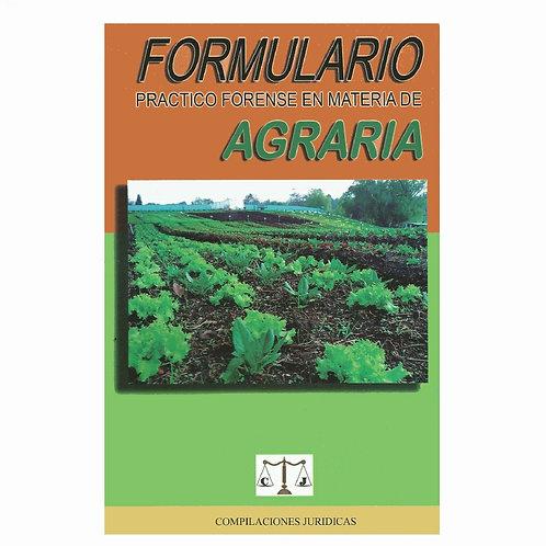 Formulario Agrario 2021