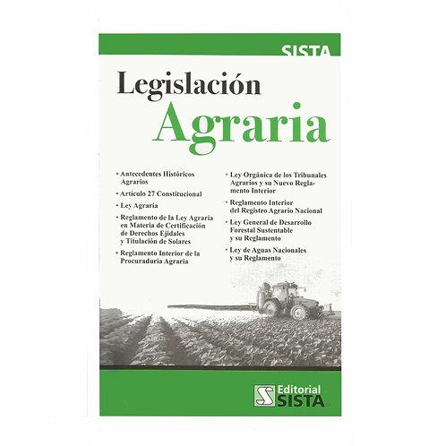 Legislación Agraria 2021