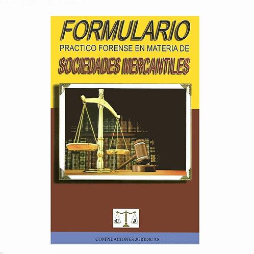 Formulario de Sociedades Mercantiles 2021