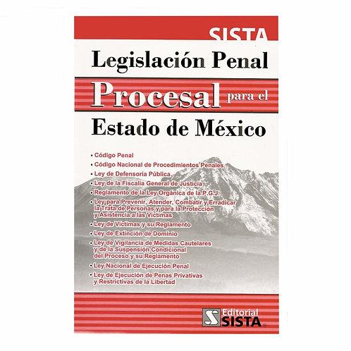 Legislación Penal Procesal para el Estado de México 2021