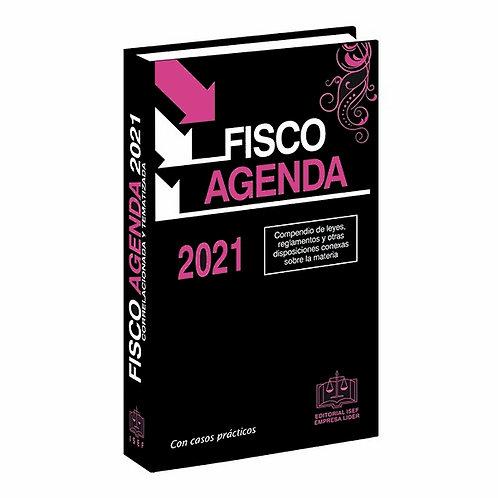 Fisco Agenda 2021 Edición Especial Rosa