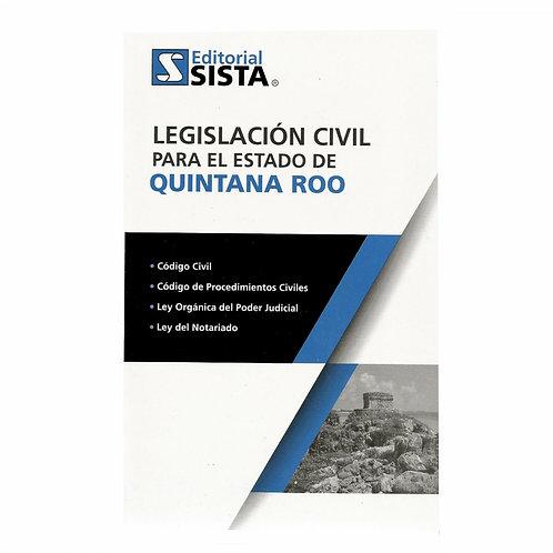 Legislación Civil para el Estado de Quintana Roo 2021