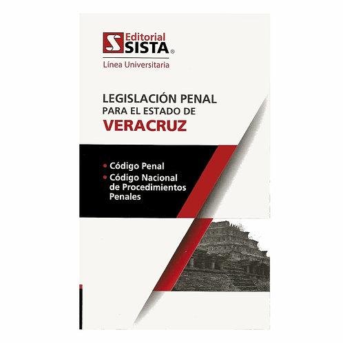 Legislación Penal para el Estado de Veracruz 2020. Línea Universitaria