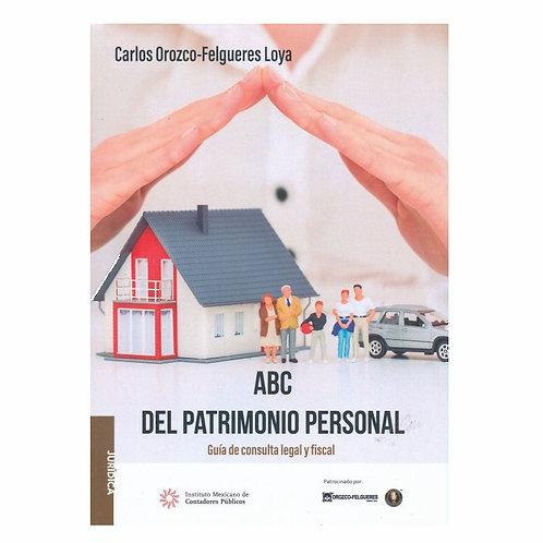 Abc del Patrimonio Personal. Guía de Consulta