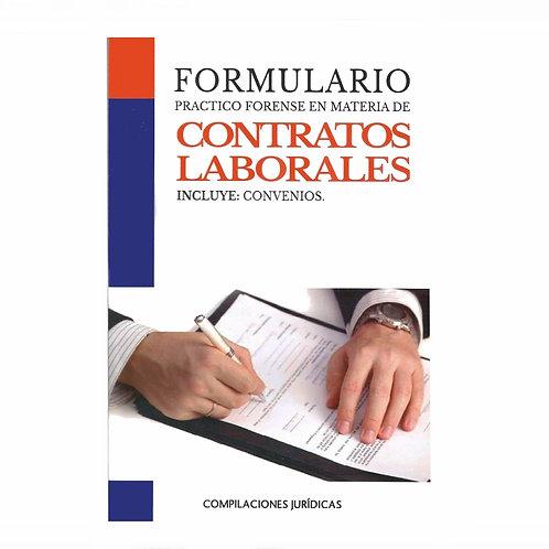 Formularios de Contratos Laborales 2021 Incluye Convenios