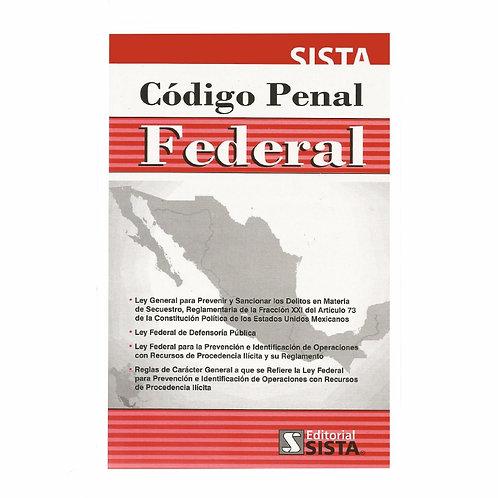 Código Penal Federal 2021
